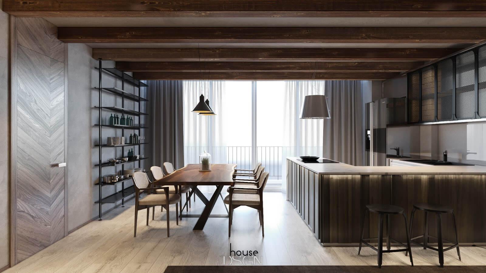 các xu hướng thiết kế nội thất 2019