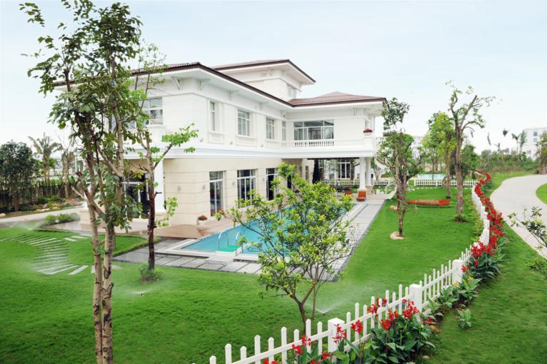 Vincom Village đạt giải Kiến trúc xanh Việt Nam