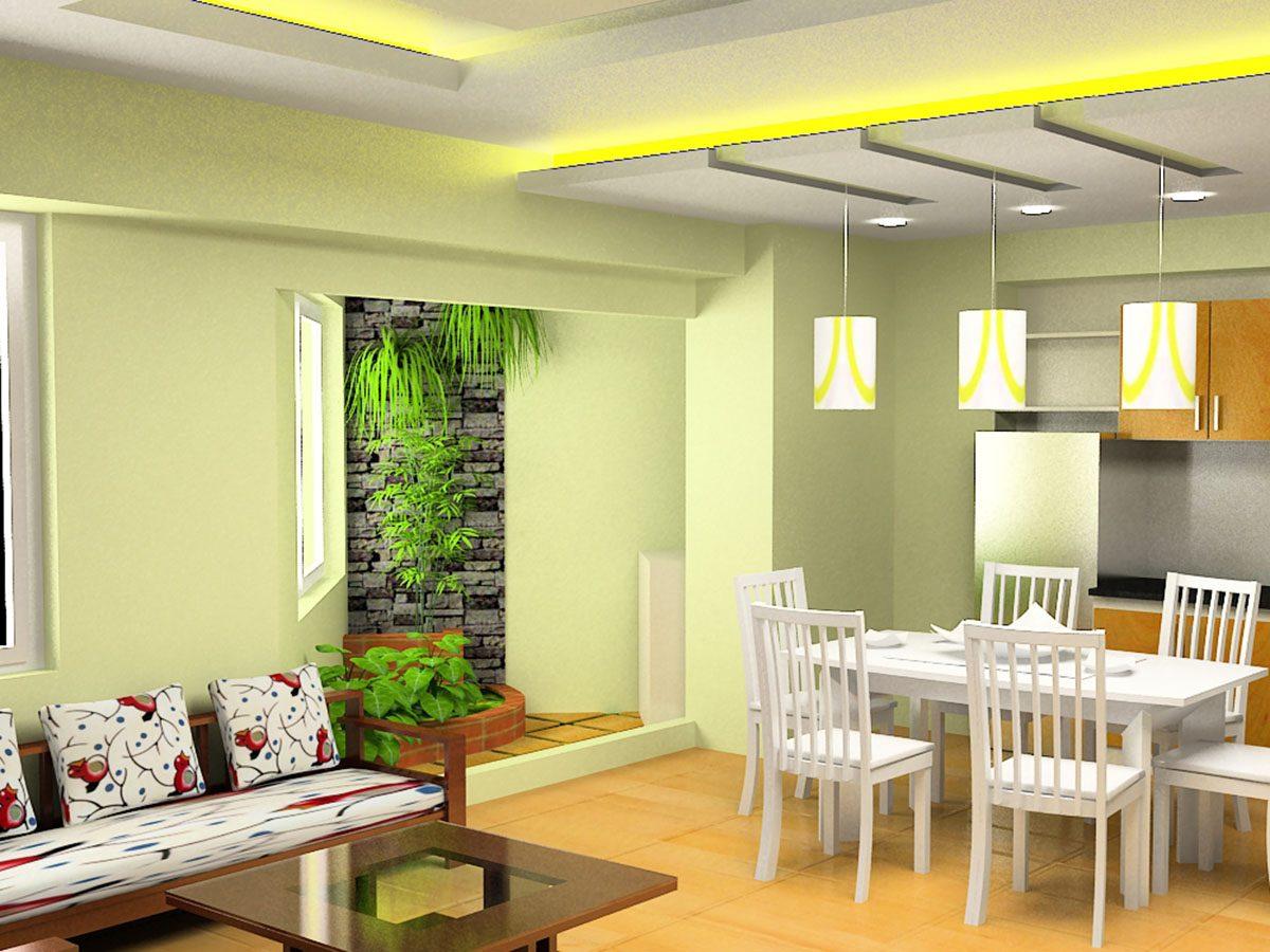 Phong thuỷ thiết kế nội thất